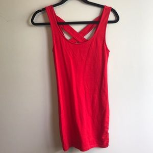 NWOT Forever 21 Sexy Cross-back Party Dress